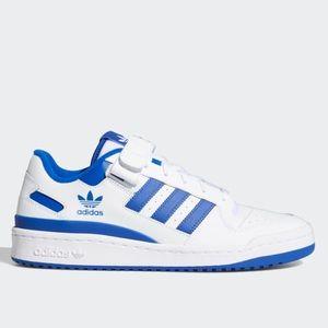 adidas Forum Low Blue White